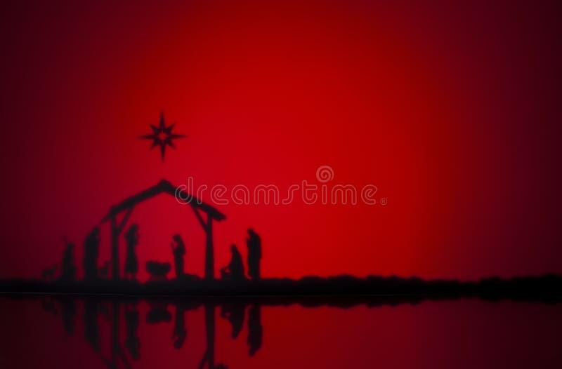 Nascimento Jesus foto de stock