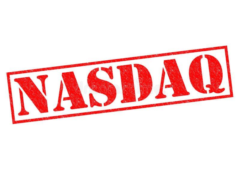 NASDAQ lizenzfreie abbildung