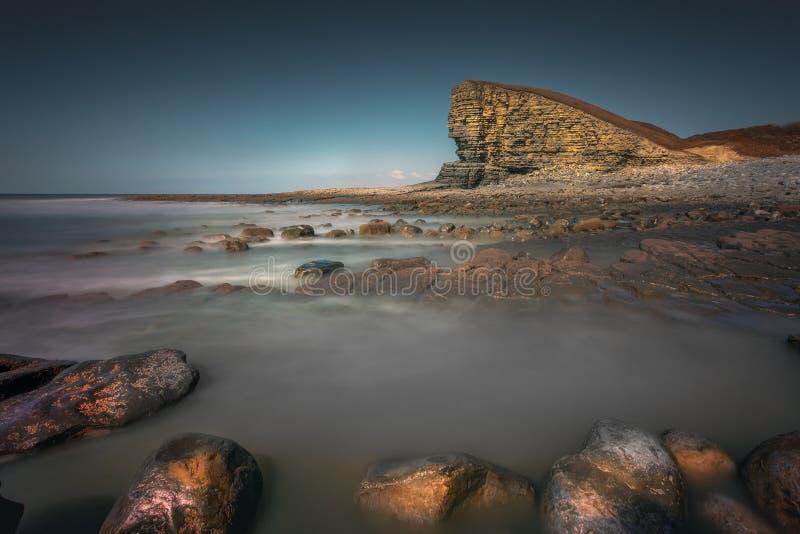 Λίμνη βράχου σημείου του Nash στοκ φωτογραφία με δικαίωμα ελεύθερης χρήσης