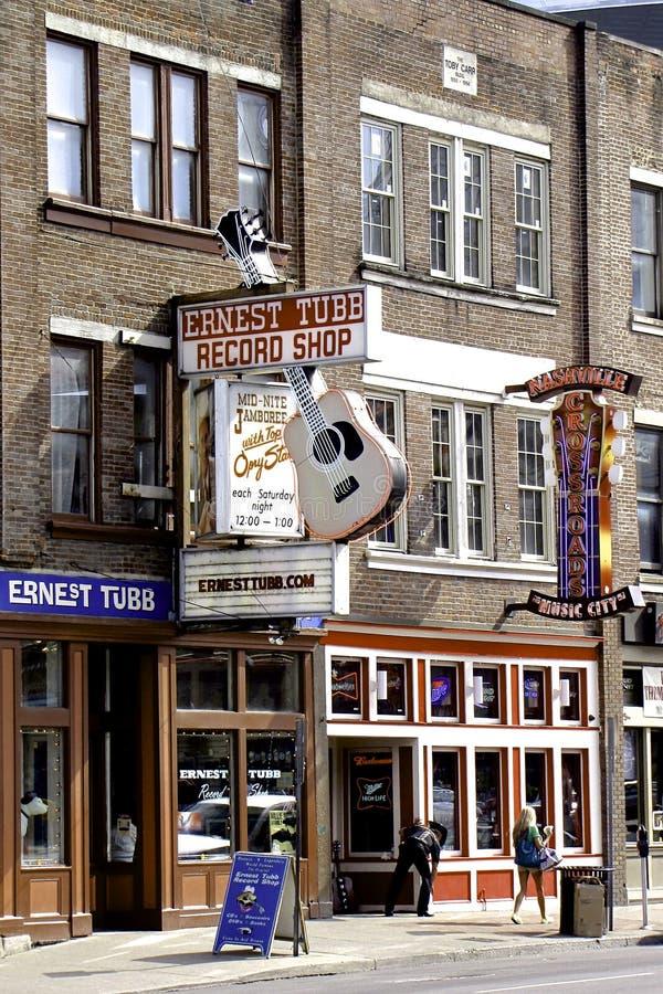Nashville photo libre de droits