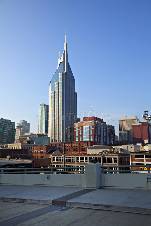 Nashville du centre, Tennessee photographie stock