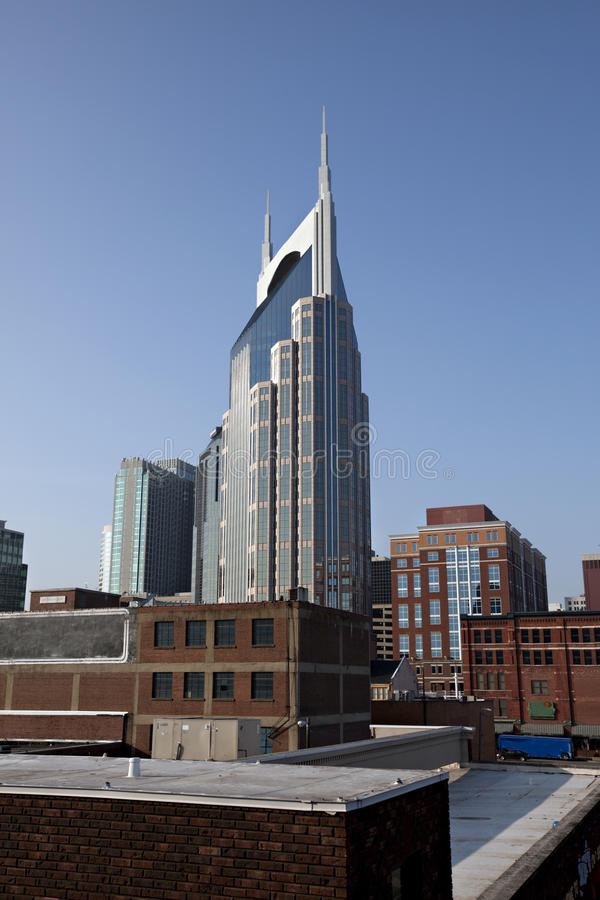 Nashville du centre, Tennessee image stock