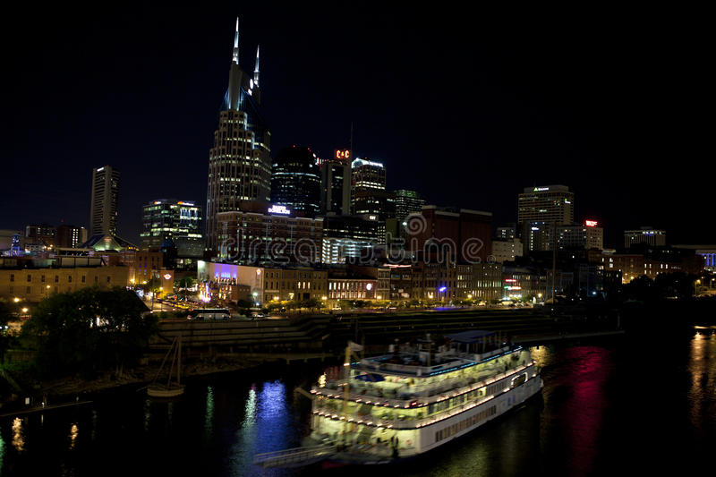Nashville Tennessee Editorial Stock Image