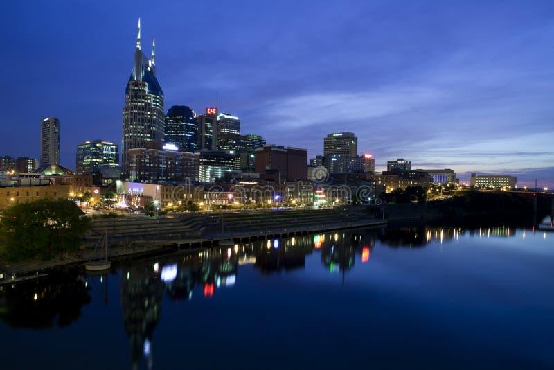 Nashville Tennessee lizenzfreie stockbilder
