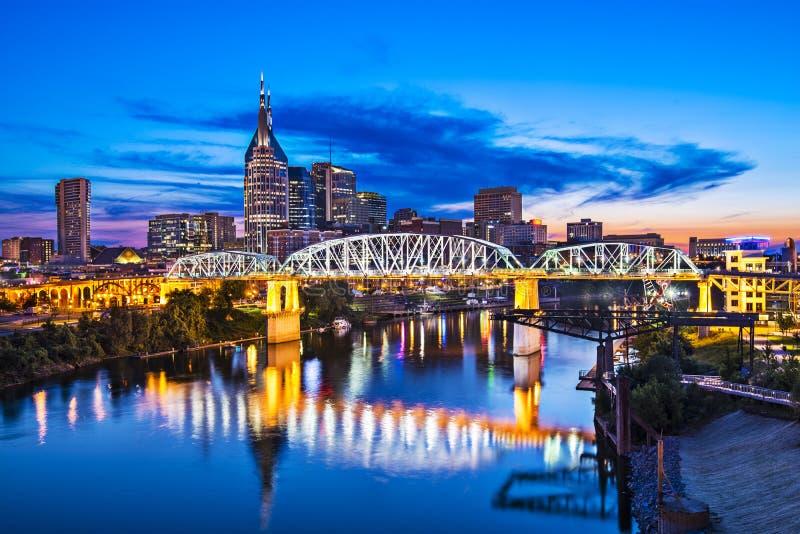 Nashville Tennessee stockbild
