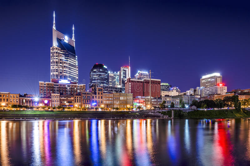 Nashville Tennessee images stock