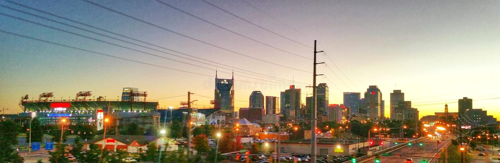 Nashville, Tennessee images stock