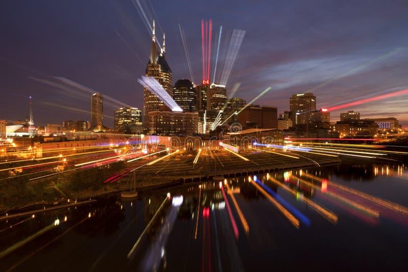 Nashville Tennessee (Auszug) lizenzfreies stockfoto