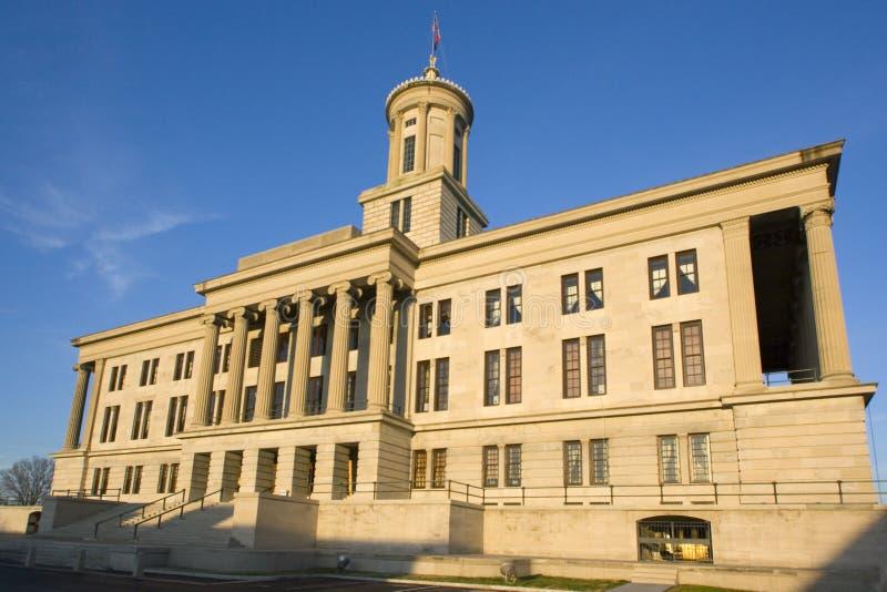 Nashville, Tennessee - capitol d'état photographie stock libre de droits