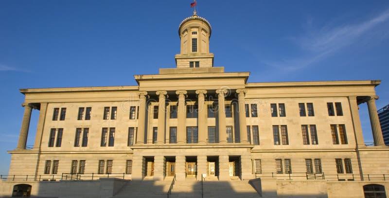 Nashville, Tennessee - capitol d'état photos libres de droits