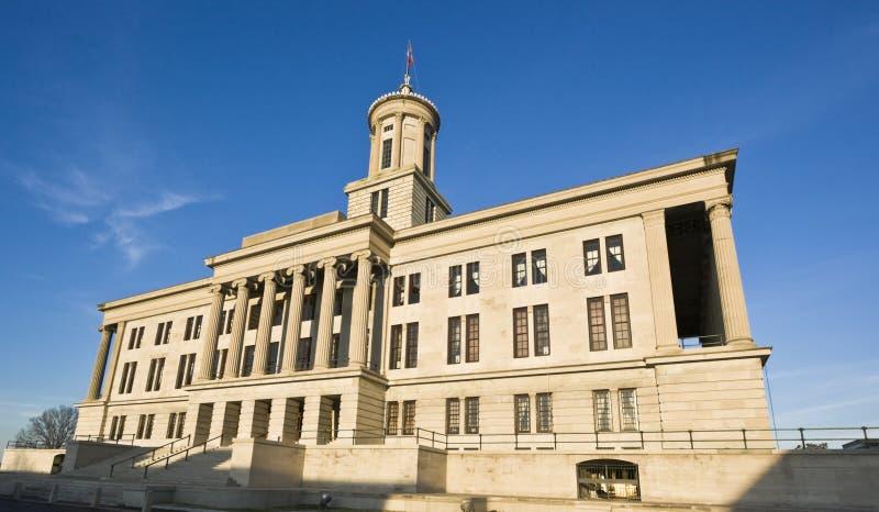 Nashville, Tennessee - capitol d'état images stock