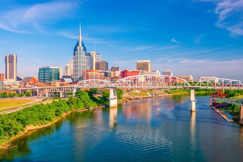 Nashville, Tennessee, EUA foto de stock royalty free