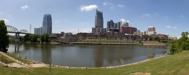 Nashville , Tennessee (panoramic)