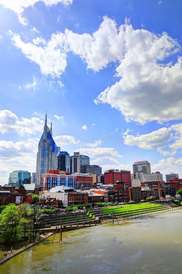 Nashville w Tennessee obrazy royalty free