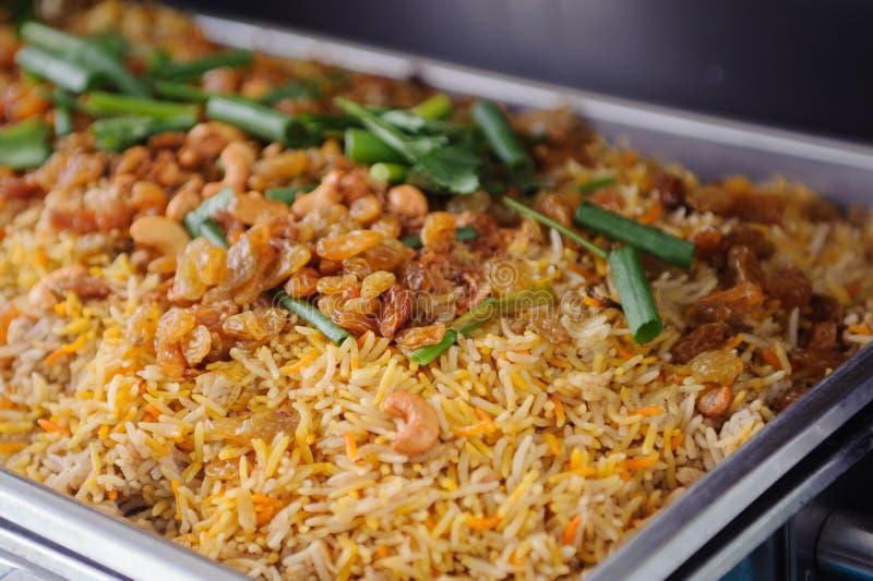 Nasi Goreng stock image