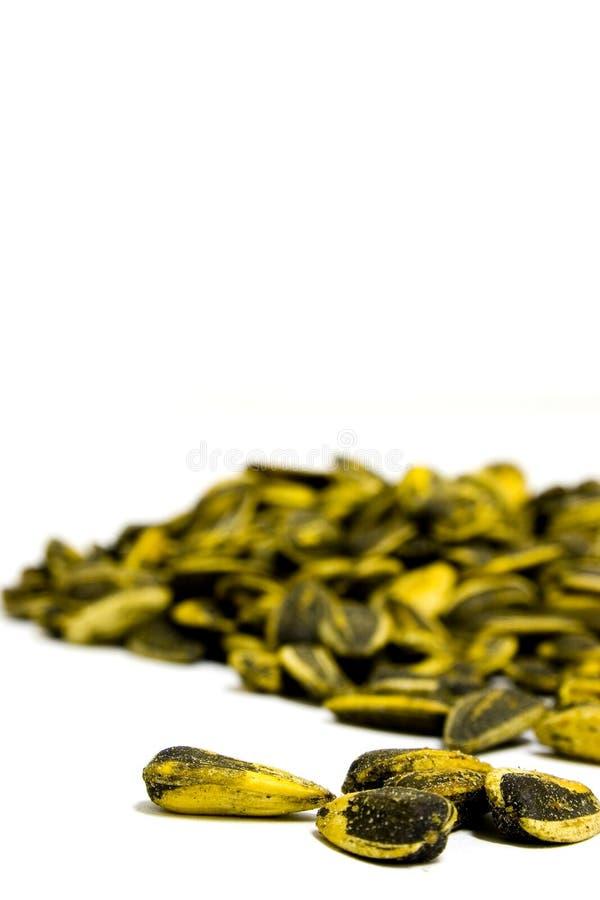 Download Nasiona słonecznika obraz stock. Obraz złożonej z ziarno - 47821