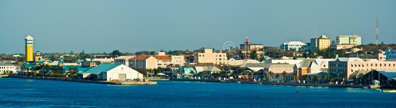 Nassau royalty-vrije stock foto