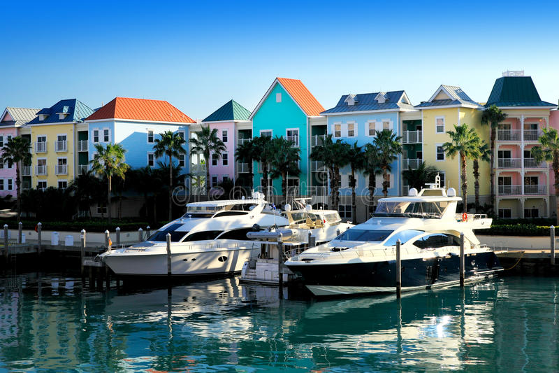 Nassau fotografie stock