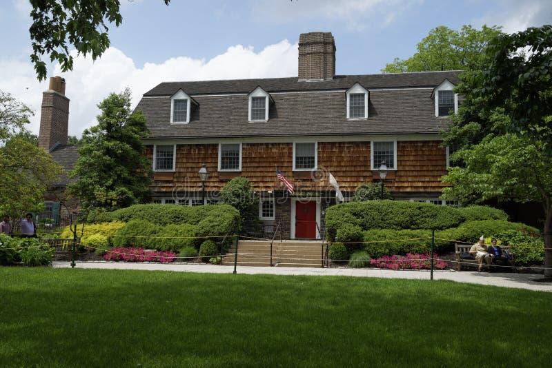 Nassau austerii hotel, Princeton, usa fotografia stock