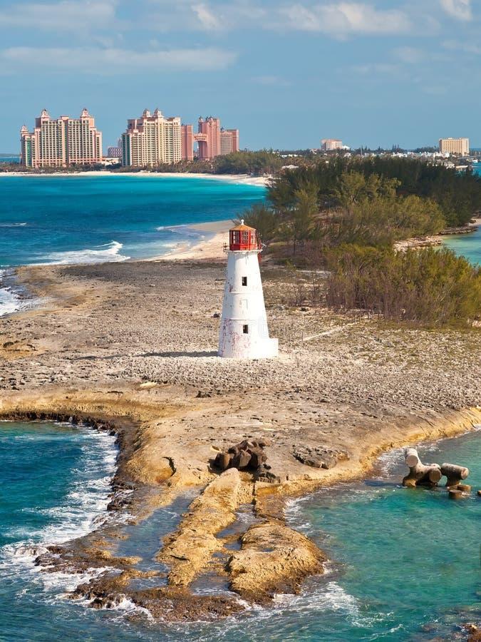 Nassau Bahamas royaltyfri bild