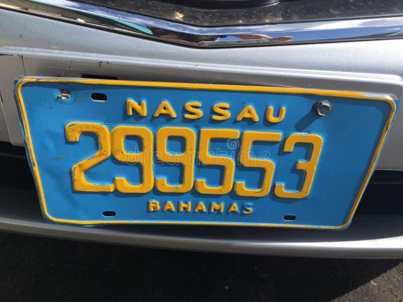 Nassau Bahamas arkivfoto
