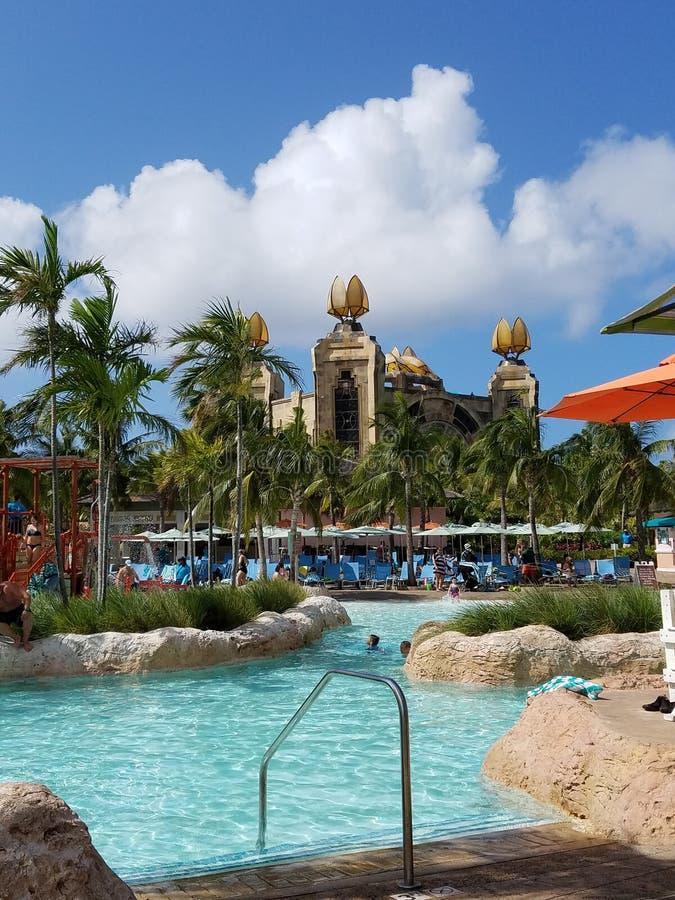 Nassau Bahamas image libre de droits