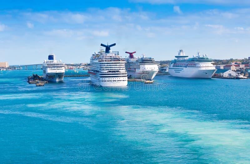 Nassau, de Bahamas royalty-vrije stock fotografie