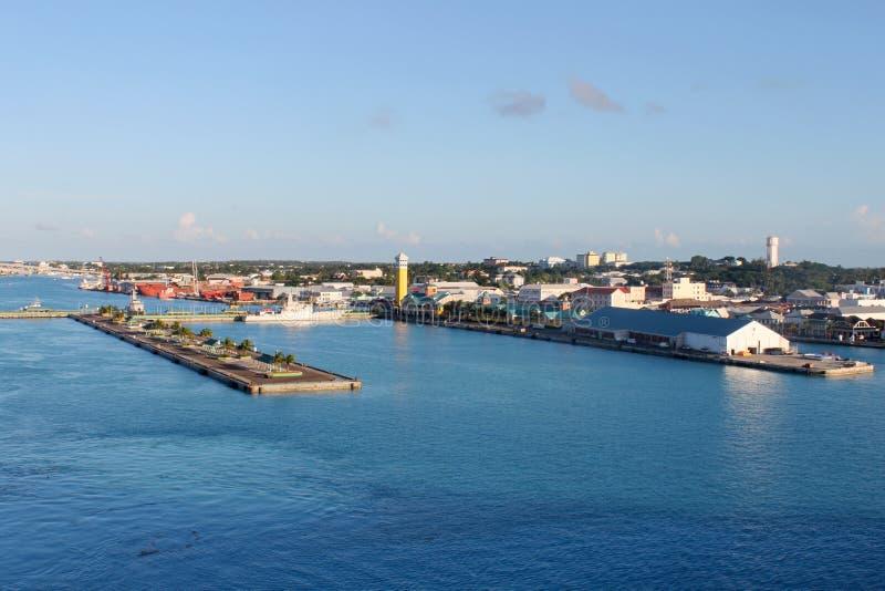 Nassau-Kanal stockfoto