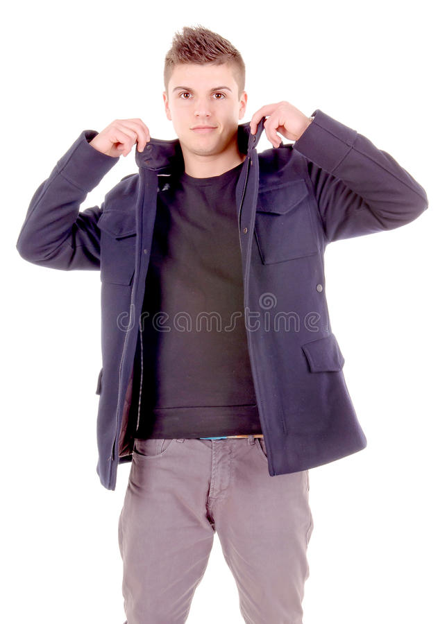 Nastolatek zdjęcie stock
