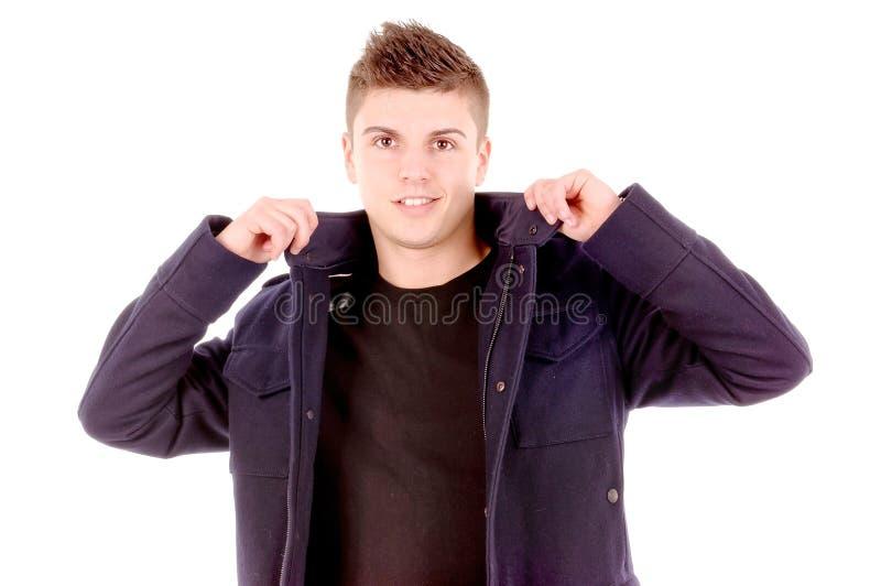Nastolatek zdjęcia stock