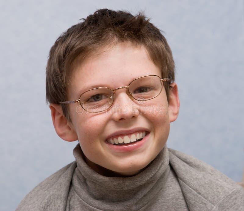 nastolatek chłopca fotografia royalty free
