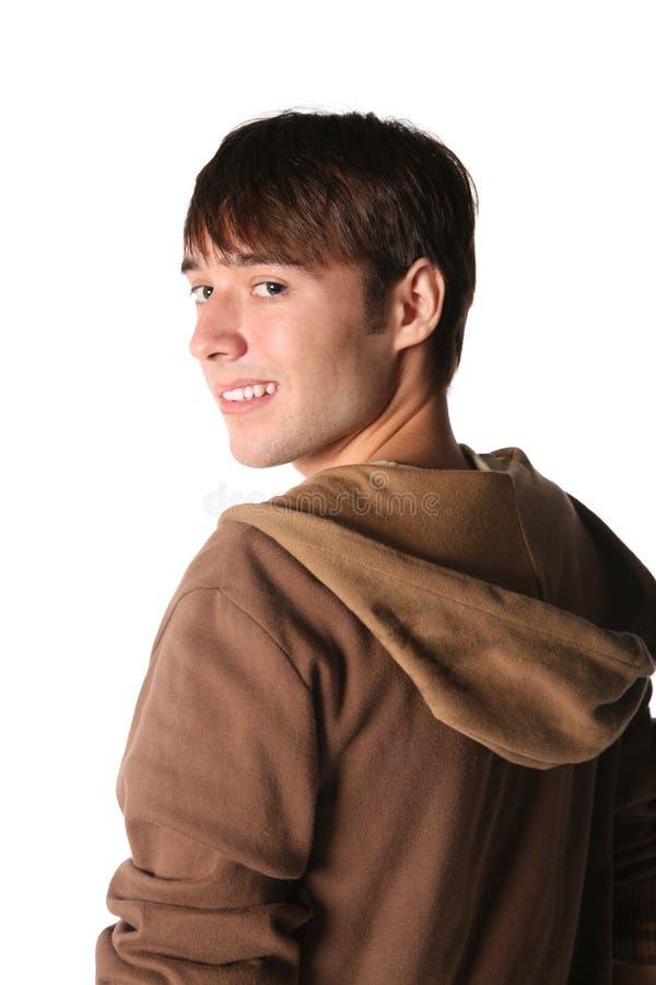 nastolatek portret zdjęcie stock