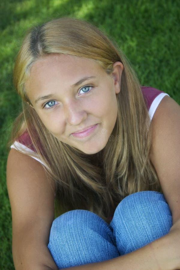 nastolatków. fotografia stock