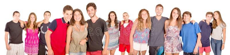 nastolatkowie fotografia royalty free