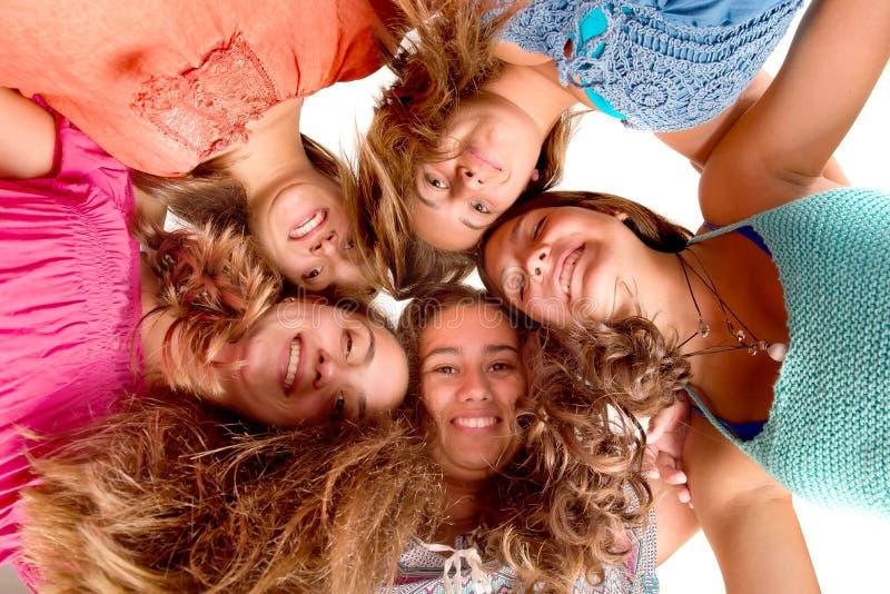 nastolatkowie obraz royalty free
