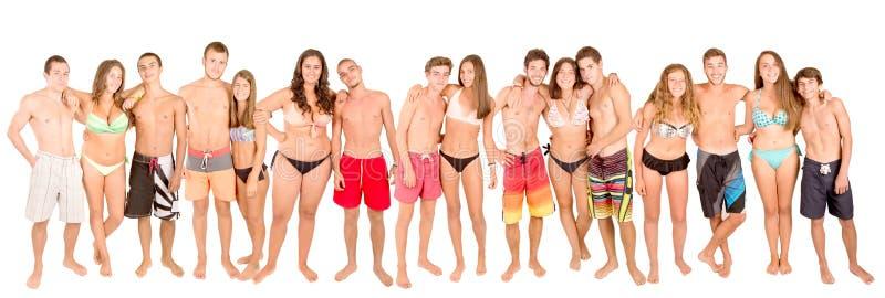 nastolatkowie zdjęcia stock