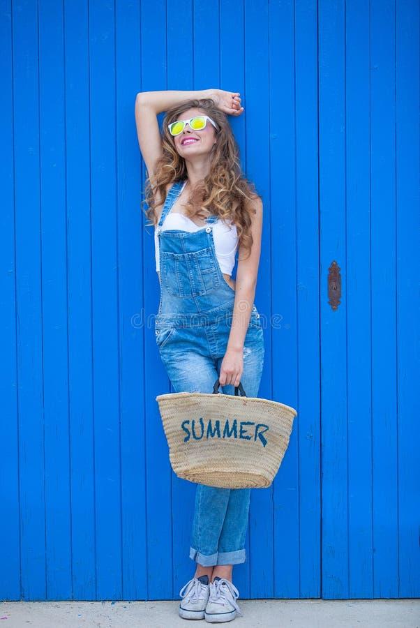 nastoletni dziewczyny lato zdjęcia stock