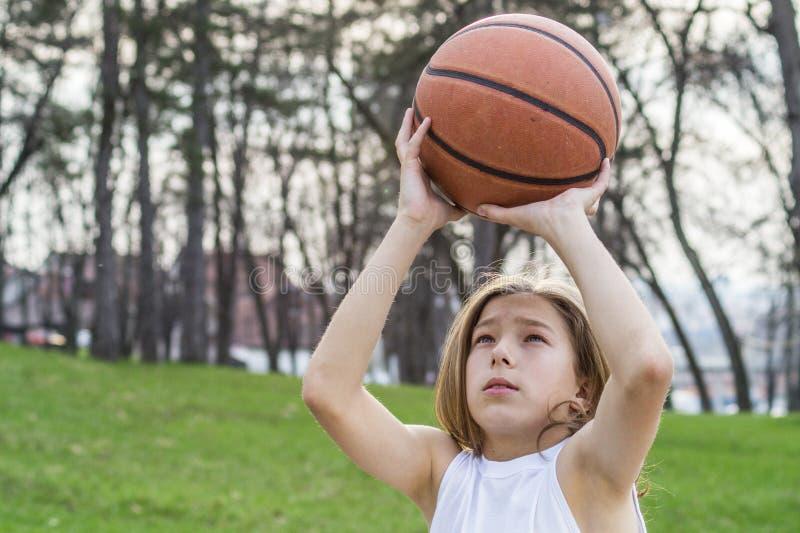 Nastoletni sportowiec zdjęcie stock