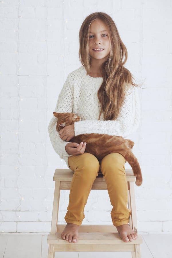 nastoletnia mody dziewczyna zdjęcie stock