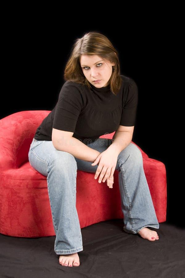 nastoletnia postawa, zdjęcie royalty free