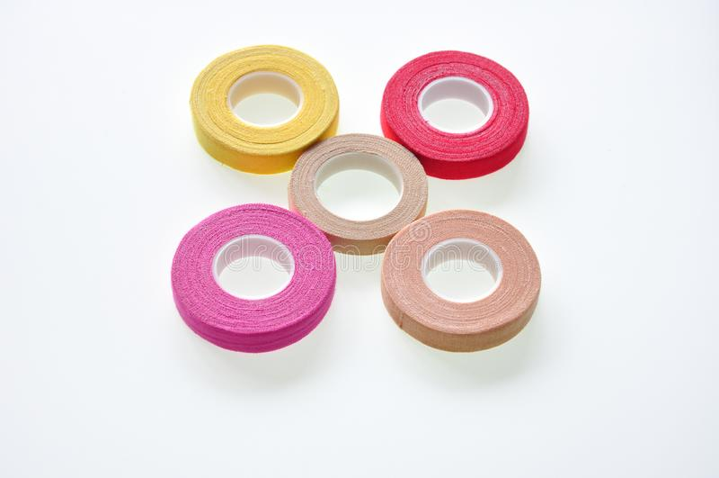 Nastro adesivo cromatico fotografia stock
