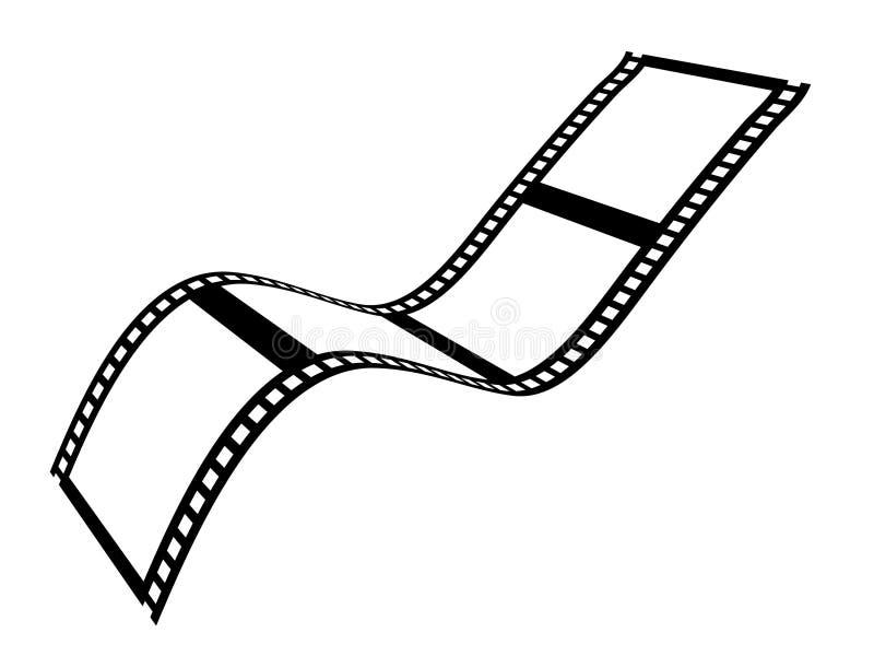 Nastro della pellicola immagine stock