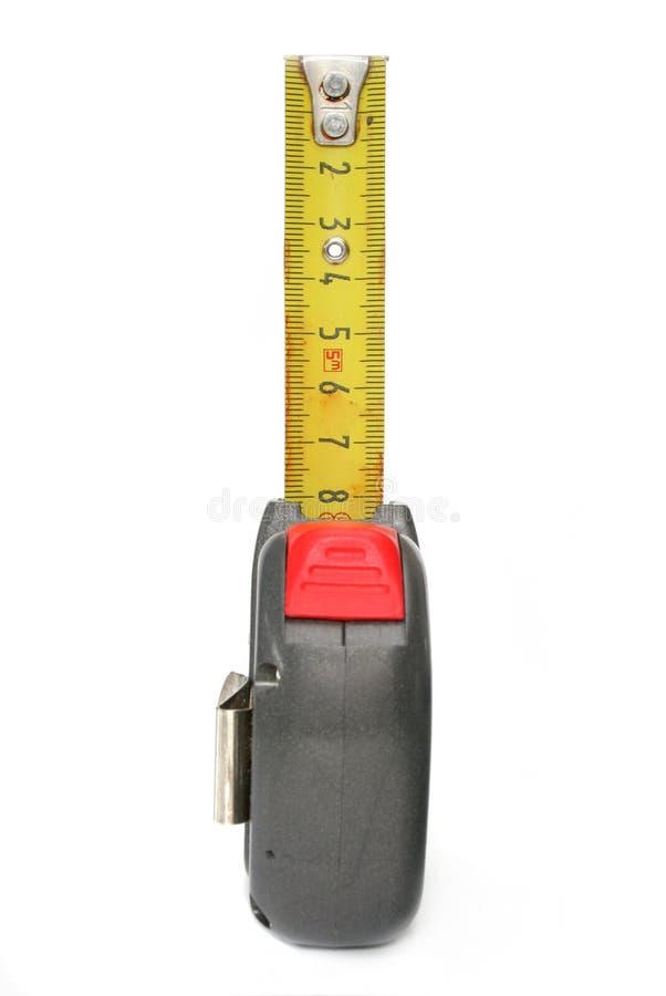 Nastro di misura immagine stock