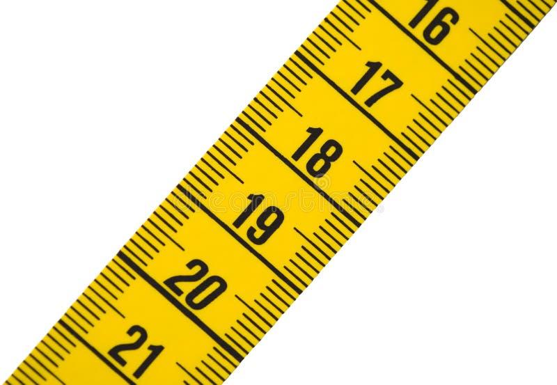Nastro di misurazione 2 immagini stock libere da diritti