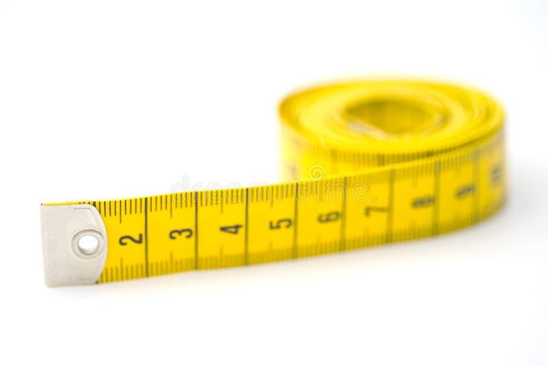 Nastro di misurazione 3 immagine stock libera da diritti