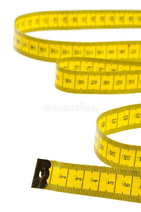 Download Nastro di misurazione immagine stock. Immagine di equilibrio - 7303721