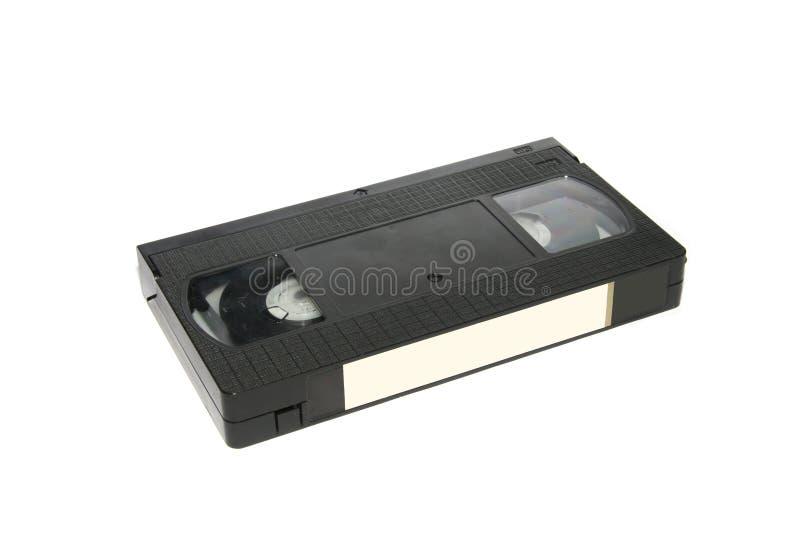 nastro magnetico di VHS immagini stock