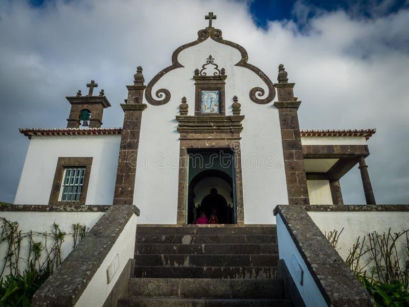 Nasz dama pokój kaplicy wejście zdjęcia royalty free