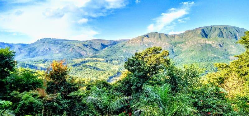 Natürliche Berg-` Schönheit lizenzfreie stockbilder