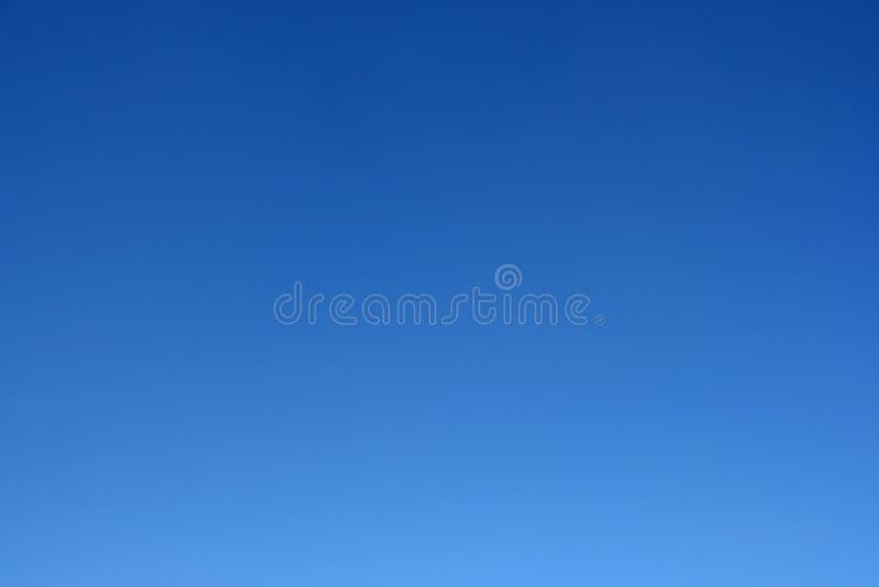 Natürliche Himmelsteigung als idealer Hintergrund stockfotografie